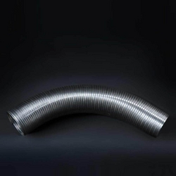 Exhaust Spiral Semi-Flexible Pipe