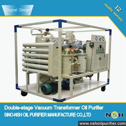 HOT Selling Vacuum Used Transformer Oil Filter Machine Can R ...