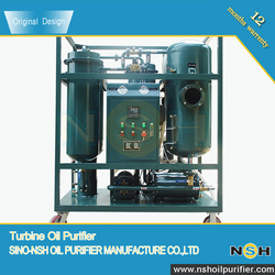 High Efficiency Turbine Oil Purifier Equipment