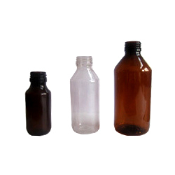 Pet Bottle 200-100-50ml in Dubai