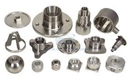 STAINLESS STEEL MACHINED COMPONENTS