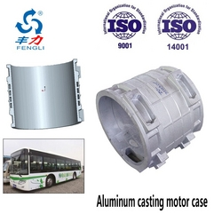 Disa Production Line Casting Aluminous Motor Case for all ki ...
