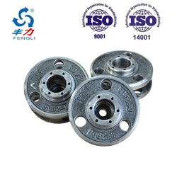 Disa Production Line Custom Make Iron Casting for Floor Grinding Machine