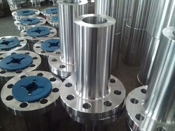 CARBON & ALLOY STEEL FLANGES
