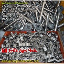 Bolts Nuts Eye Bolts Forgings
