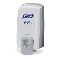 Purell hand sanitizer dispenser
