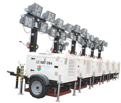 LIGTING TOWER HIRE