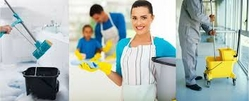 CLEANING & JANITORIAL-SERVICES & CONTRS
