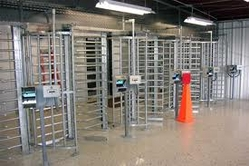 Crowd control barriers by Maxwell Automatic Doors Co LLC Pos ...