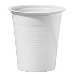 Disposable Cups (Plastic) 6oz (1X1000)
