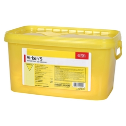 VIRKON CLEANING PRODUCTS