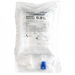 IV Normal Saline 0.9% 500ml