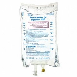 IV Water for injection