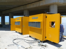 Powerpack for Hydraulic Dredging Pump