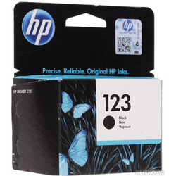 HP Cartridge 123 Color