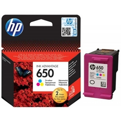 HP Cartridge (650-COLOR)