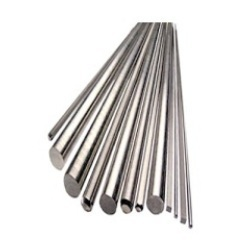 Stainless And Duplex Steel Round Bars