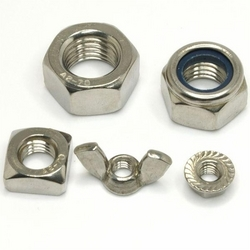 Nickel Rods And Fasteners