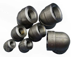 Industrial ASTM A105 Forged Fittings