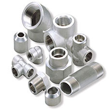Industrial ASTM A350 LF2 Forged Fittings