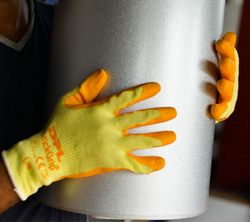 Hand Gloves Latex Coated
