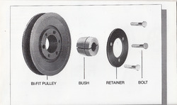 BIFIT PULLEY
