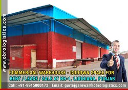 Commercial Warehouse for rent lease in Ludhiana Punjab