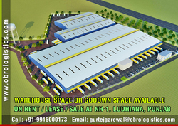 goods storage godown for rent lease in ludhiana, punjab