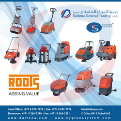 Roots Suppliers In Uae