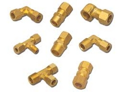 Brass Fittings & unions