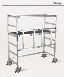 Aluminium Folding Scaffolding IN UAE