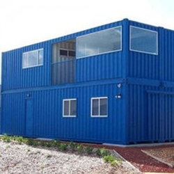 CONTAINER MODIFICATION AND PREFAB BUILDINGS