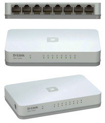 D LINK SWITCHES