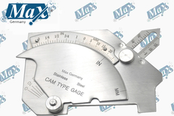 Stainless Steel Cam Type Gauge