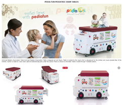 PEDIATRIC EXAMINATION TABLE SUPPLIER IN DUBAI CALL 055421556 ...