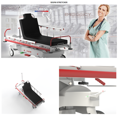 HOSPITAL STRETCHER SUPPLIER IN DUBAI