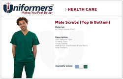 Scrubs Suit Suppliers in UAE