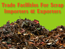 Avail Trade Finance Facilities for Scrap Importers and Expor ...