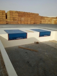 Dock Leveler in uae