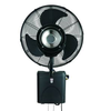 INDUSTRIAL WALL MOUNTED MIST FAN SUPPLIER IN UAE