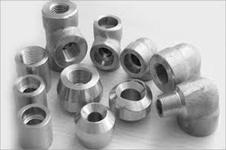 SS 316 STAINLESS STEEL FORGE FITTINGS