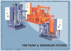 FIRE PUMPS SUPPLIER