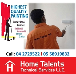 Commercial and Residential Painting Services