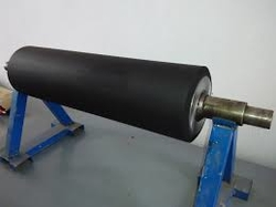 POLYURETHANE COATING ON ROLLER