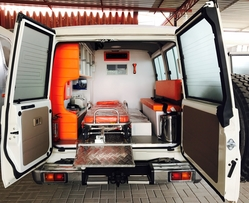 Ambulance For Sale uae