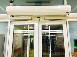 Air Curtains in Ajman