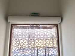 Air Curtains in Abu Dhabi