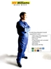 MX Williams Fire Retardant Coverall (Welding Coverall)