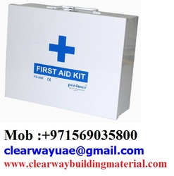 FIRST AID BOXES IN MUSAFFAH , ABUDHABI , UAE
