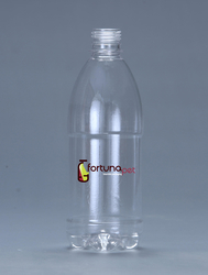 28 mm PCO Neck Pet Plastic Phenyl Bottle 500 ml